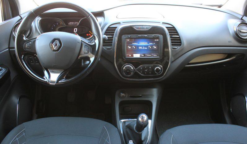 Renault Captur 1.5 DCI cheio