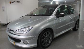 Peugeot 206 1.6HDI cheio