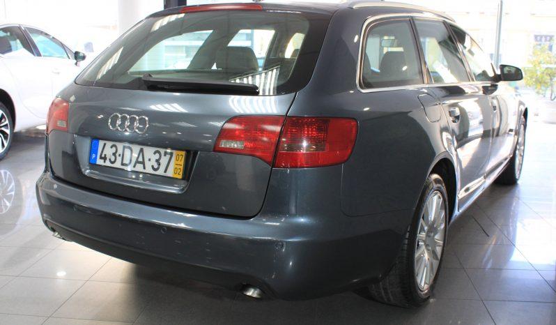 Audi A6 2.0TDI cheio